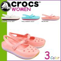 商品説明  【多種多彩なラインナップが魅力の「crocs」!!】 ・70年代のランニングシューズにイ...