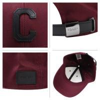COACH コーチ メンズ キャップ 帽子 F86147 オックスブラッド レッド