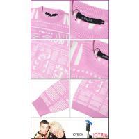 ジョイリッチ JOYRICH レディース ニット セーター クルーネック 1520100305 ピンク FASHION NEWS KNIT CREW