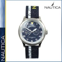 【モダンアメリカンクラシックを掲げるブランド「NAUTICA」の腕時計!!】   ・サイズ:ケース=...