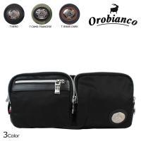 商品説明   ■ブランド名 / 商品名 Orobianco オロビアンコ / ボディバッグ   ■型...