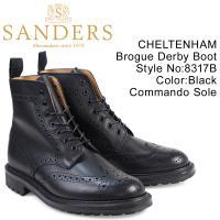 【1873年に設立された靴の聖地ノーサンプトン最後の老舗メーカー「SANDERS」】 ・多くの部材と...