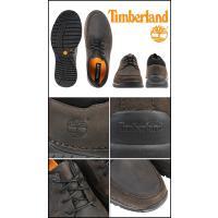 ティンバーランド Timberland アースキーパーズ シティエンデュランス モックトゥ オックスフォード ブラウン レザー メンズ 77574