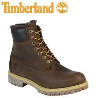商品説明  【Timberlandファン必見の新作!!】 ・シックスインチブーツにファーを搭載したモ...