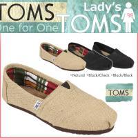 【TOMSの中で最も人気な定番のクラシックシリーズ!!】 ・軽さ、履き心地を重視したシンプルなデザイ...