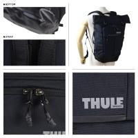 THULE スーリー バックパック リュック 24L メンズ レディース PARAMOUNT TRDP115 32020351 ブラック