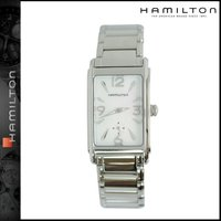 """【画期的な時計を生み出すブランド""""HAMILTON""""♪】  ■仕様 ・ムーブメント:クォーツ式 ・風..."""