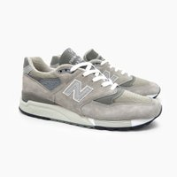 NEW BALANCE ニューバランス M998 MADE IN U.S.A. GREY M998G...