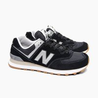 NEW BALANCE ニューバランス  ML574 BLACK/GRAY ML574HRM  ニュ...