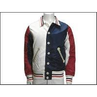 ヴィンテージナイロン素材を再現し使用した、1930年代のディティールを残すジャケット。  クレイジ...