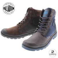 ブランドを代表する定番モデルで、かつてはフランス軍に供給されていた本格ブーツ「パンパ」。  誕生当...