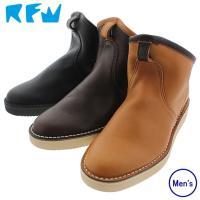 ユニークな履き口のカッティングが特徴のRFWを代表するブーツ。  着脱がとてもしやすく、ブーツ特有...