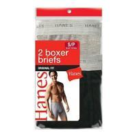 メンズ インナー Hanes Boxer Briefs (8 Pairs) (Men's)