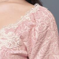 キャバドレス キャバ ドレス 大きいサイズ キャバクラ キャバ嬢 ミニドレス ソブレ レースオンローズジャカードセットアップ