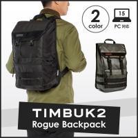 TIMBUK2より『ROGUE BACKPACK』が登場。大口のメインポケットは内部に15インチまで...