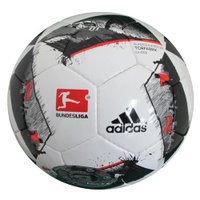 2016-2017シーズン、ドイツ・ブンデスリーガ公式試合球のレプリカボール4号球。ハンドステッチ。...