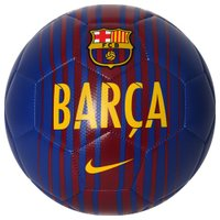 スペイン・リーガエスパニョーラ、FCバルセロナのファンアイテム。クラブデザインのプレステージボール5...