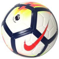 イングランド・プレミアリーグ公式試合球デザインのナイキ ストライク PL 4号球。幼児・小学生用。2...