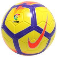 スペイン・リーガエスパニョーラ公式試合球デザインのナイキ ストライク LL 5号球。中学生〜大人用。...