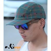 ENJOI エンジョイ 5PANEL CAP