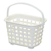 ランドリーバスケット 洗濯かご LB-42 洗濯物の持ち運びに便利な洗濯かごです。 ●商品サイズ(約...