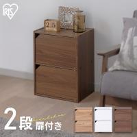 単身者・学生など一人暮らしに最適な、シンプルなデザインの収納ボックスです。 便利さを追求したサイズコ...