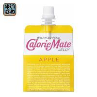 大塚製薬 カロリーメイトゼリー アップル味 215g パウチ 24個入