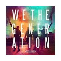 WE THE GENERATION / RUDIMENTAL ルディメンタル (輸入盤)(CD) 0825646109715-JPT softya2