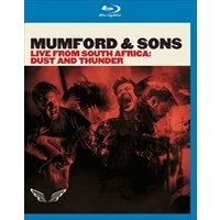 LIVE IN SOUTH AFRICA : DUST AND THUNDER / MUMFORD & SONS マムフォード&サンズ(輸入盤) (BLU-RAY) 5051300530877-JPT|softya2