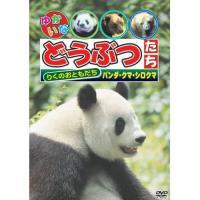 ゆかいなどうぶつたち〜パンダ・クマ・シロクマ〜 (DVD) ABX-113|softya