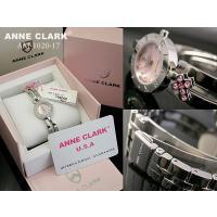 ANNE CLARK(アンクラーク)ハート&クロス スイングチャームブレスレット腕時計 AM1020-17 (HY)|softya|02