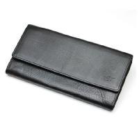 (おまけ付)アミティエ AMT-703 レディース長財布 / ブラック (HY)