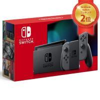 新型 任天堂 ニンテンドースイッチ Nintendo Switch Joy-Con L / R グレー【ラッピング可】