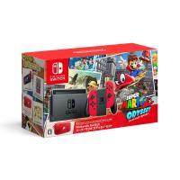 ■タイトル:(本体)Nintendo Switch(ニンテンドースイッチ) スーパーマリオ オデッセ...