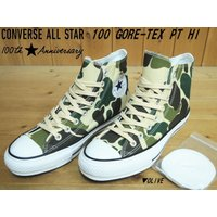 ▼商品名♪CONVERSE ALL STAR 100 GORE-TEX PT HI▼オリーブ OLI...