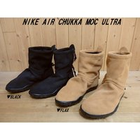 ▼商品名♪NIKE AIR CHUKKA MOC ULTRA▼BLACK(AH7915-001)・F...