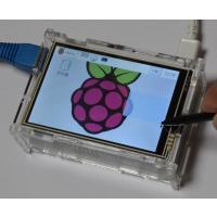 Raspberry Pi B+、2B、3B用のタッチパネル式TFT液晶モニタです。 【初心者でも安心...