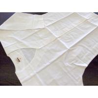 カット、縫製に定評がある、「江戸一」 鯉口シャツ 晒(白無地)です。(こちらの商品、通称で「ダボシャ...