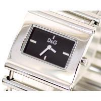 D&G TIMEの超人気のGATE レディースSSベルト時計。ステンレススティールベルトが人...