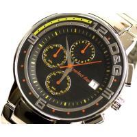 D&G TIMEの超人気の最新モデルBIG FISHクロノグラフ時計。ステンレススティールベ...