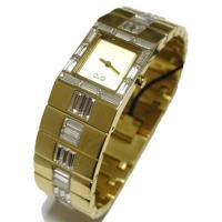 D&G TIMEのRoketレディース腕時計。ジルコニア入りスティールベルトが華やか! ◆商...