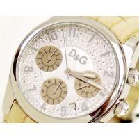D&G TIMEの超人気のSANDPIPERクロノグラフ時計。 ◆商品詳細◆ ●素材:ステン...