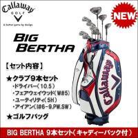 最先端テクノロジー満載の2つのシリーズが1つにミックスされて日本デビュー  「BIG BERTHA ...