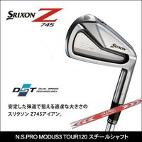 2015MODEL  スリクソン Z745 日本正規品 アイアン 6本セット(#5〜9,PW) N....