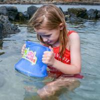 ReefTourer(リーフツアラー) RA0506 RA-0505 ワイドビュースコープ シュノーケリング 水中観察 シュノーケル 子ども