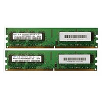 4GB Kit 2x2GB 240p DDR2-667 DIMMEquivalent OEM par...