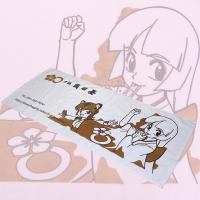 園田健一描き下ろし!商品サイズ(34cm×80cm) ※「白ちゃんビニール袋」をご希望のかたは、購入...