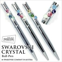 ◆◇ 商品詳細 ◇◆  ・商品名:スワロフスキークリスタルボールペン - VJP07  ・カラー:ア...