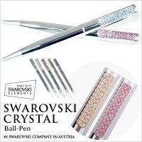 ◆◇ 商品詳細 ◇◆  ・商品名:スワロフスキークリスタルボールペン - VJP09  ・カラー:ア...