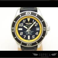ブランド:BREITLING ブライトリング 商品名:スーパーオーシャン42 A17364 ブラック...